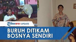 Buruh Bangunan di Makassar Ditikam oleh Bosnya, Korban Sempat Dianiaya seusai Ditusuk