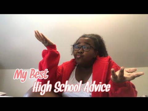 My Best High School Advice!    Lani Sparkes