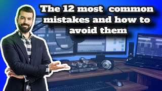 The 12 most common mistakes new entrepreneurs make how to avoid them