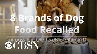 Fda Pet Food Recall Video Video