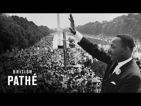It's 52 years since Martin Luther King Jr.'s 'I have a dream' speech