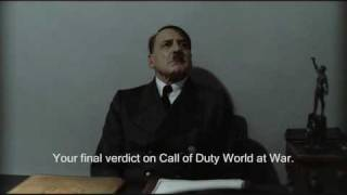 Hitler Game Reviews: Call of Duty: World at War