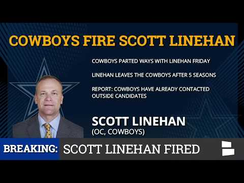 BREAKING: Scott Linehan Fired As Dallas Cowboys Offensive Coordinator