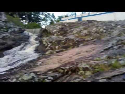 """Salto de agua de Cerro Chato """"uruguay natural"""""""
