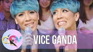 Vice Ganda translates 'Bahay Kubo' in 'beki lingo'
