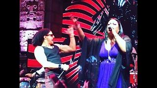 La India & Huey Dunbar Vivir lo Nuestro Los Angeles, Usa 2017