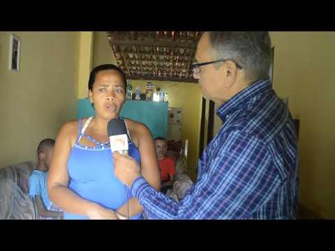 Mãe pede ajuda para tratar os filhos que sofrem de doença rara em Aratuípe