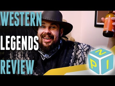 Western Legends Review - Let's Build a Cowboy!