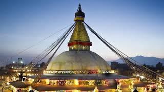Visitamos La Estupa Boudhanath