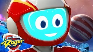 Space Ranger Roger | Rogers Full Episodes MEGA MIX | Cartoons For Kids | Funny Cartoons For Children