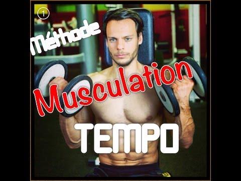 Brousya sur les muscles pectoraux de vidéo