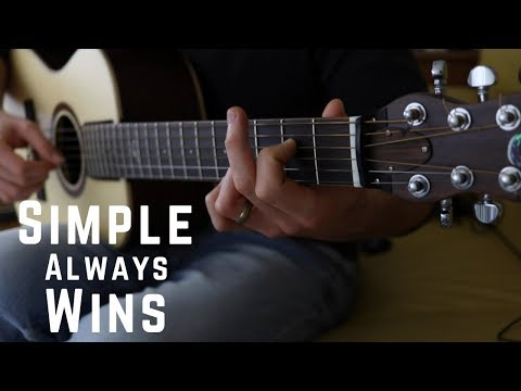 Simple yet Beautiful ... chords on guitar