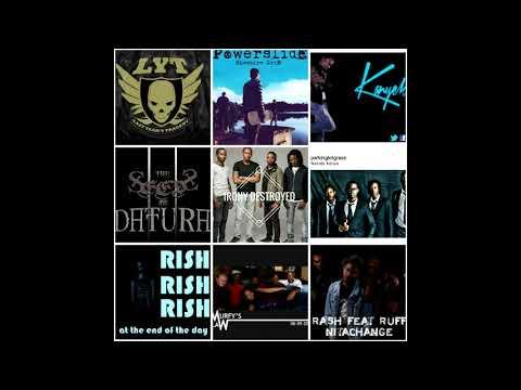 A SAMPLE OF KENYAN ROCK & METAL MUSIC MIX VOL 2