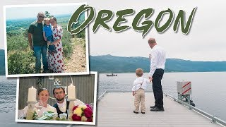 Oregon Trip // Mennonite wedding