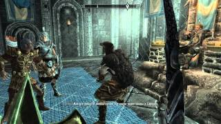 The Elder Scrolls V: Skyrim - 50 серия - Битва за Виндхельм