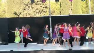 preview picture of video 'פסטיבל כרמיאל 2012 - להקות משגב - אפרוחים'
