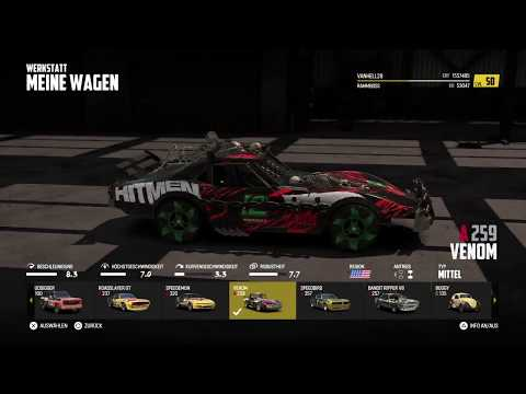 Wreckfest All Cars and Bonus Cars DLC Cars - Wreckfest Alle Autos und Bonus Autos DLC Autos