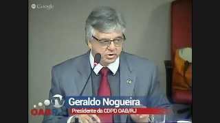 Brasil e os EUA - Diálogo sobre leis - Parte 1
