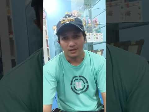 Gal Cipkon menjelang Pelantikan Presiden kp. Gunung Sari