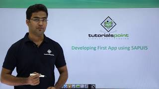SAPUI5 - Developing First Application