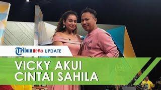 Acara Lamaran Disebut Settingan, Vicky Prasetyo Pasrah dan Mengaku Cintai Sahila Hisyam dengan Tulus