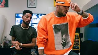 Rockie Fresh Ft. Chris Brown   Must Be (Áudio)