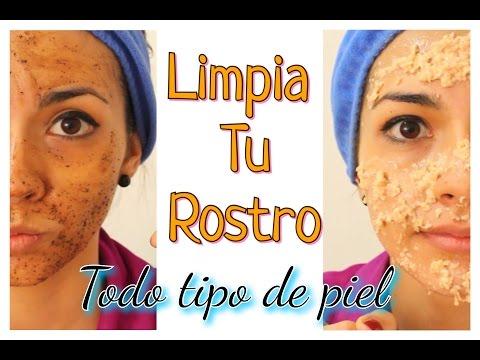 💆🏻  Mascarillas naturales para limpiar tu rostro! TODO TIPO DE PIEL