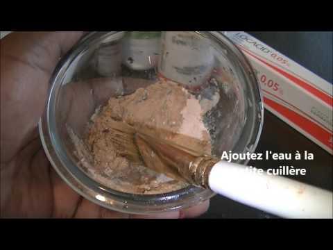 Le gel le masque pour la personne de laction double faberlik les rappels
