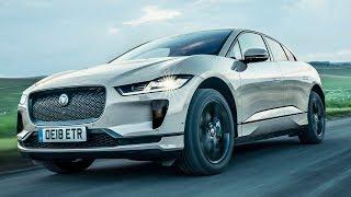 Jaguar I-Pace - Top Gear