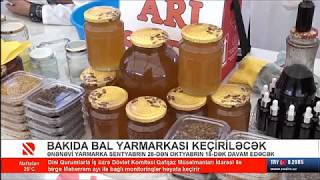Honey fair will be held in Baku/
