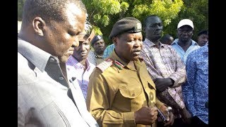 Turkana oil standoff: Leaders declare truce - VIDEO