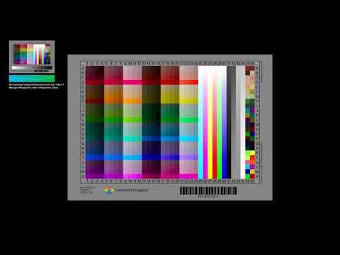 SilverFasts Erweiterte Farb-Kalibrierung (nach ISO Part 2)
