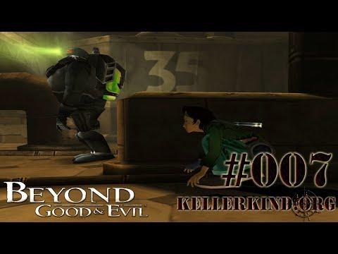 Ein Schwein auf Abwegen ★ #007 ★ We play Retro-Sonntag: Beyond Good and Evil [HD|60FPS]