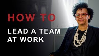 How to lead a team at work | WOMEN LEADERS | Coach Shireen Motara