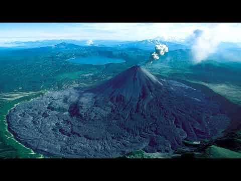 Los 10 volcanes más activos del mundo