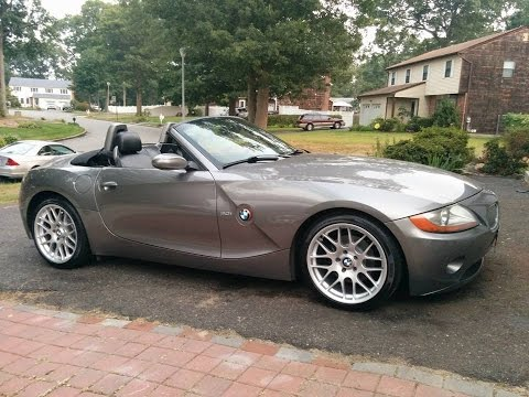 New Wheels Mounted! - BMW Z4 Vlog #15