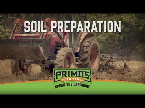 Soil Preparation for Food Plots video thumbnail