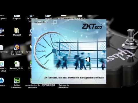Caso práctico sobre uso de equipos con reconocimiento facial ZKTeco