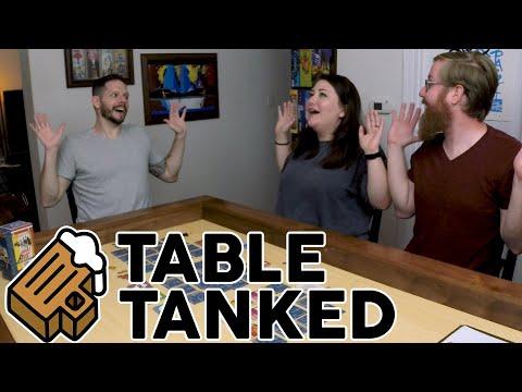 TableTanked - Burgle Bros