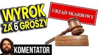 Urząd Skarbowy Pozwał Staruszkę za Brak 6 groszy Podatku – Analiza Komentator Pieniądze VAT PIT PL