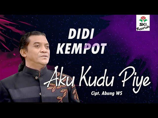 Didi Kempot - Aku Kudu Piye (Official Video Lyric)