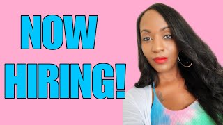 New Jobs Available Today!
