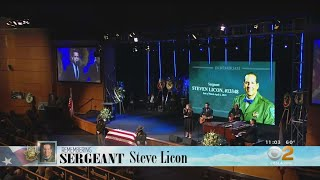 Fallen CHP Sergeant Given Emotional Farewell In Riverside