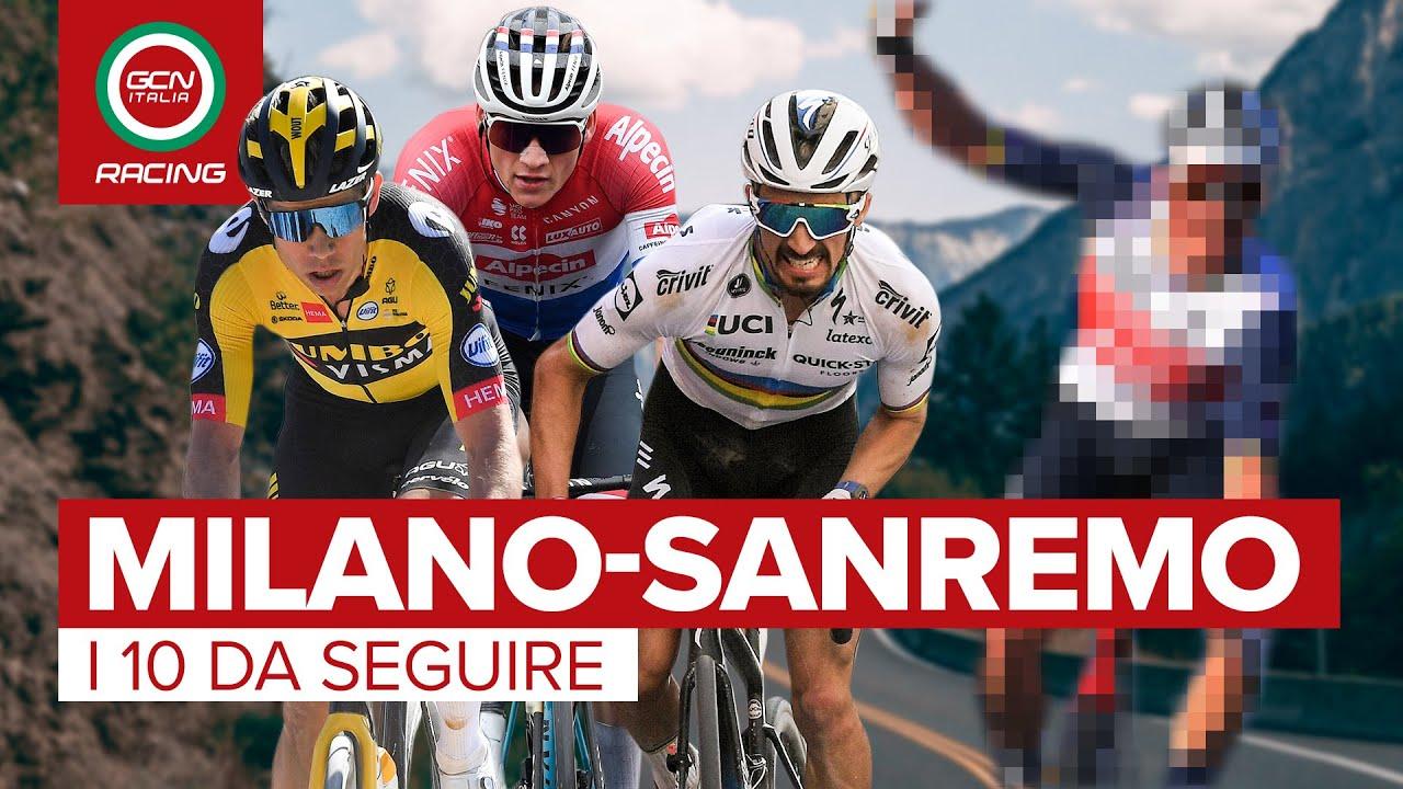 Arrivare preparati alla Milano-Sanremo 2021