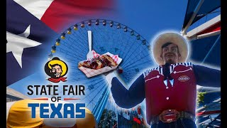 Fun Day at the State Fair of Texas 2019 🎡
