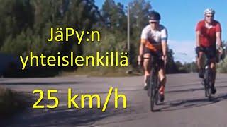 Katso video JäPy:n 25 lenkiltä ja tule mukaan hyvään seuraan!