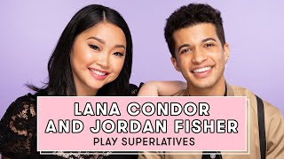 Lana Condor and Jordan Fisher Reveal Who's the Biggest Flirt in the To All The Boys Cast