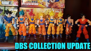 DRAGONBALL COLLECTION UPDATE REQUESTED BY SUBSCRIBER