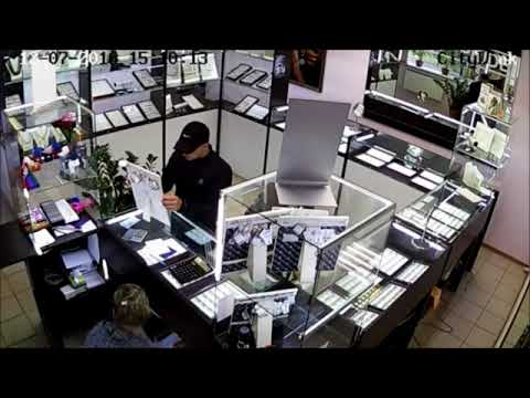 Furti in negozio:  la lepre in gioielleria