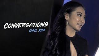 Conversations: Gail Kim - Fangirling for Backstreet Boys, Bartending in Toronto, Robert Irvine